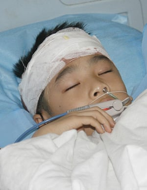 China school violence: A student in hospital after an attack at a school in Leizhou