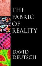 Cover image: The Fabric of Reality by David Deutsch