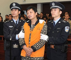 China school violence: Zheng Minsheng is given the death penalty in Nanping