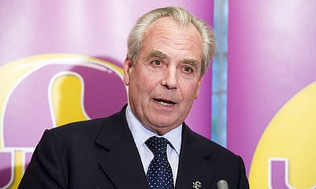 Lord Pearson leader of UK Independence Party