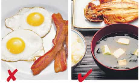Breakfast gets creative