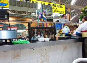 show and tell: Nyman: Mexican market