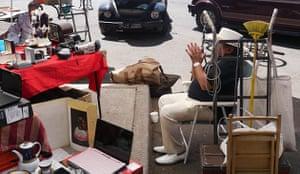 show and tell: Nyman: flea market