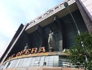 show and tell: Nyman: Teatro Cine Opera