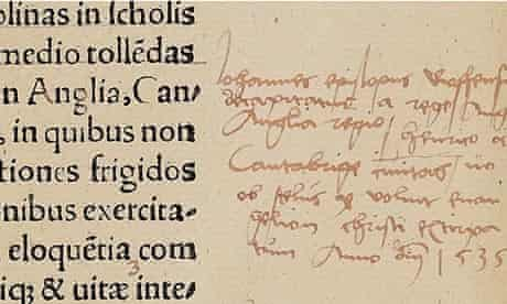 Annotated works of St Augustine