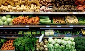Fruit and veg cancer study