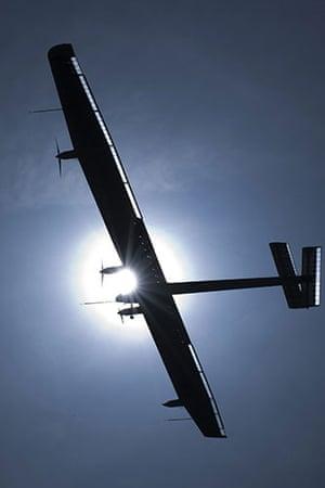 Solar Impulse: The solar powered aircraft Solar Impulse