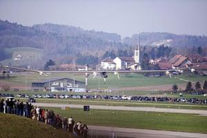Solar Impulse: SWITZERLAND-TECHNOLOGY-AEROSPACE-AVIATION-ENVIRONMENT