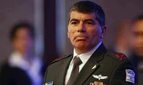 General Gabi Ashkenazi