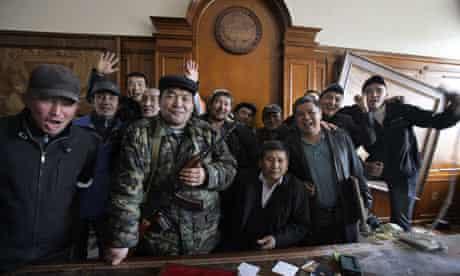 Kyrgyzstan's second tulip revolution | Kyrgyzstan | The Guardian