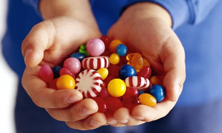 Handful of sweets
