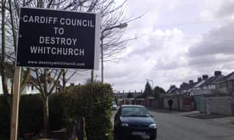 destroy whitchurch