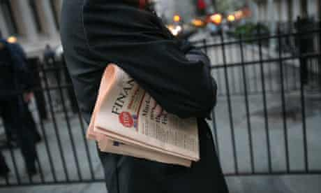 Financial Times Wall Street