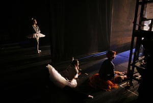 24 hours in pictures: Ballet dancers from the English National Ballet in Seville