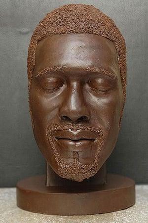 Food Sculptures: Paul Wayne Gregory - Chocolate Sculptor