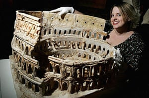Food Sculptures: Prudence Emma Staite - Colosseum