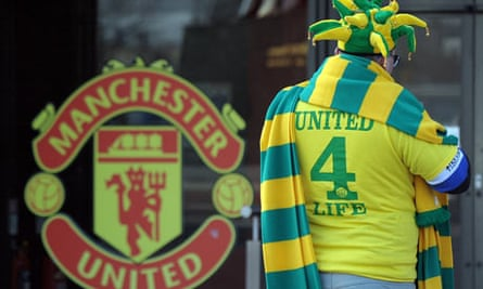 manchester united protest glazers