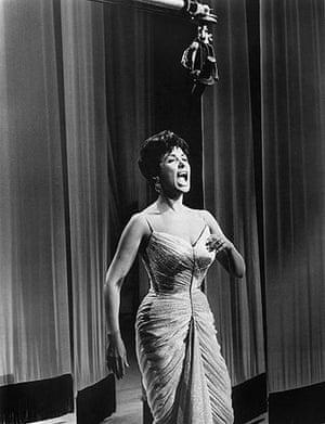 Lena Horne: 1958: Lena Horne performing