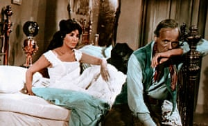 Lena Horne: 1969: Lena Horne and Richard Widmark in 'Death Of A Gunfighter'