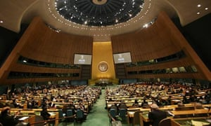 Conference On Nuclear Non-Proliferation Treaty Begins At U.N.