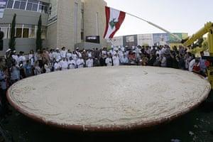 Big Food: Lebanese chefs celebrate around the larg