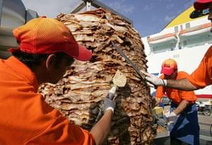 Big Food: The world's largest kebab