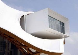 Metz Pompidou: The new Pompidou Art Cultural Centre