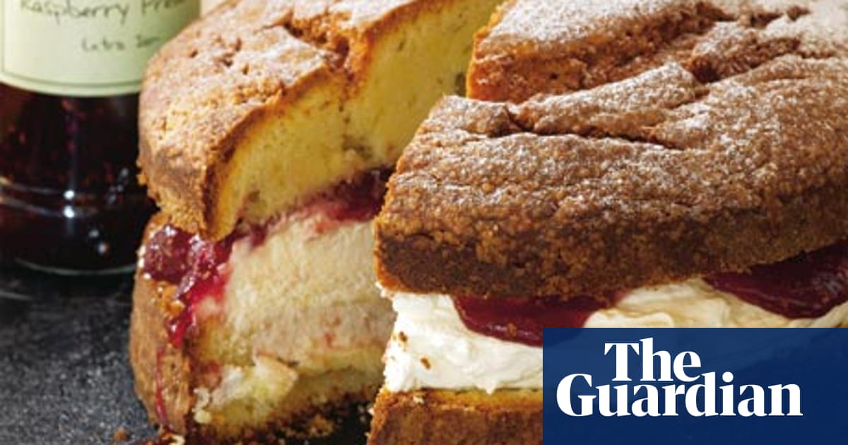 3b0056b31 The science of cake | Andy Connelly | Science | The Guardian