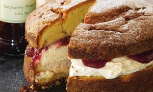 The Science Of Cake Andy Connelly Science The Guardian