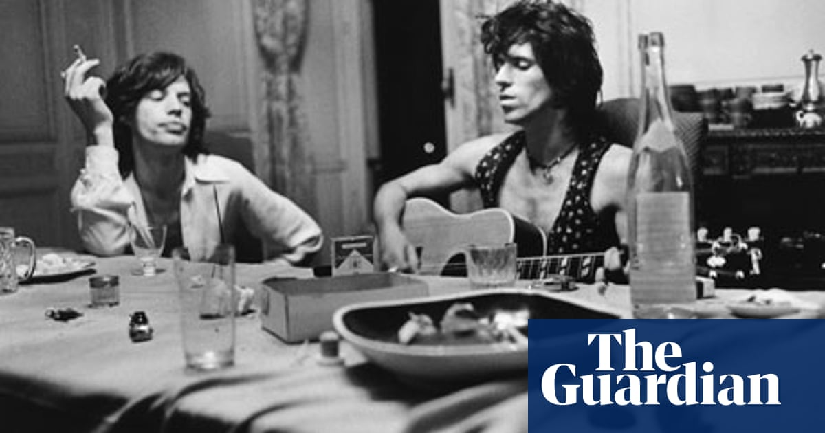 The Rolling Stones at Villa Nellcôte | Music | The Guardian