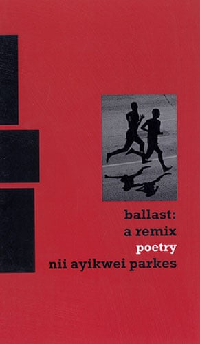 The Michael Marks awards: ballast: a remix, nii ayikwei parkes (tall-lighthouse)