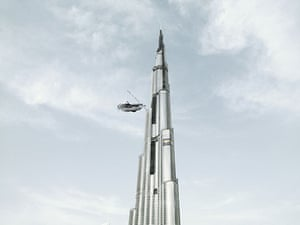 Dark Lens: Stop At The Burj Dubai from The Dark Lens Barral Editions 2010