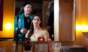 Tosca: Catherine Malfitano and Amanda Echala