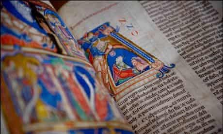Treasures of Lambeth Palace Library