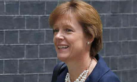 Caroline Spelman, the environment secretary