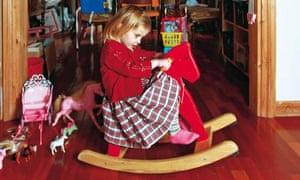 Child genius: Karina Oakley