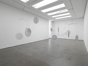 Cerith Wyn Evans: Constellation: I Call Your Image to Mind (2010)