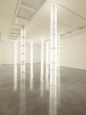Cerith Wyn Evans: Superstructure (2010)