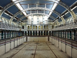 In pictures: derelict: The Gala Pool at Moseley Road Baths
