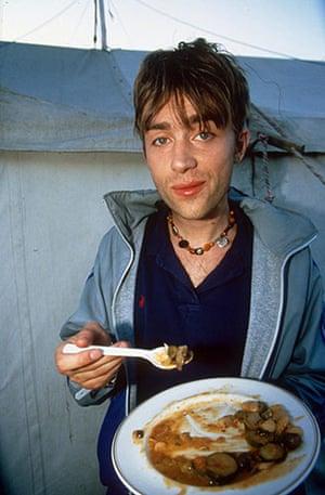 Glastonbury at 40: Glastonbury Festival, Britain, 1995