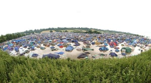 Glastonbury at 40: Glastonbury Festival