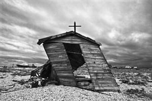 In pictures: derelict: engine shed in Dungeness