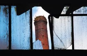 In pictures: derelict: derelict mill