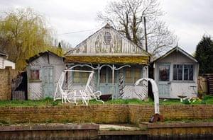 In pictures: derelict: derelict house