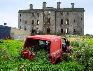 In pictures: derelict: Wardtown Castle