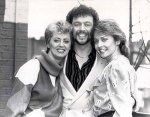 1980s TV: Jeremy Beadle, Wincey Willis and Ann Diamond from tv-am