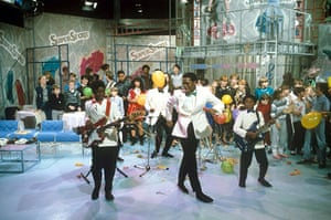 1980s TV: Saturday Superstore