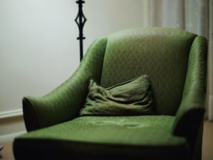 Days with my father: Empty Chair