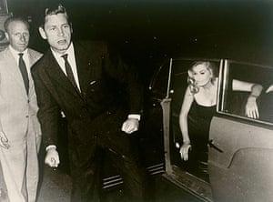 Exposed Tate Modern: Anita Ekberg and Husband Anthony Steel, Vecchia Roma, 1958