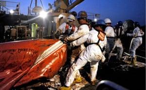 Deepwater Horizon: Deepwater Horizon Oil Spill Response